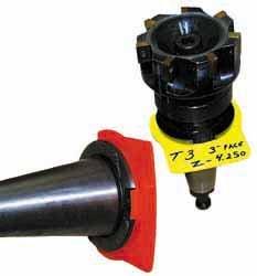 AMT CAT-40 Cat40 25/Pk Plastic Tool Tag