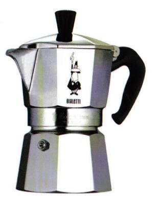 => Bradshaw International 6C Moka Coffee Maker 6800 Percolators Non Electric elingpapatan