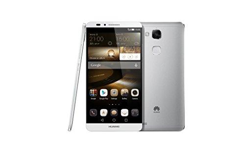 Huawei Technologies Co., Ltd Huawei(ファーウェイ) SIMフリースマートフォン Ascend Mate7 ホワイト MT-J1/W+MPS