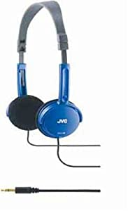 Cheapest price for  JVC HA-L50 A  Lightweight Headphones