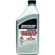 Quicksilver 2-Cycle Motor Oil-QUICKSILVER 2-CYCLE OIL