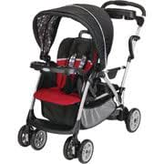 Graco Roomfor2 Stand & Ride Double Stroller, Dotastic