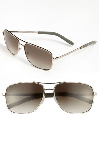Marc By Marc JacobsMarc By Marc Jacobs 342/S Sunglasses Dark Ruthenium / Gray Gradient