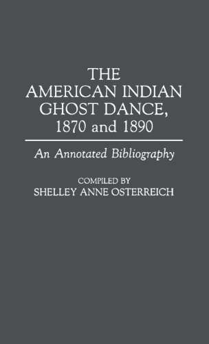 the ghost dance the politics of News & politics license prof dr louis warren on the ghost dance movement - duration: 8:24 rcarsoncenter 9,304 views 8:24 civil war ghosts.