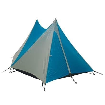 Black Diamond Beta Light Shelter Blue/Silver, One Size