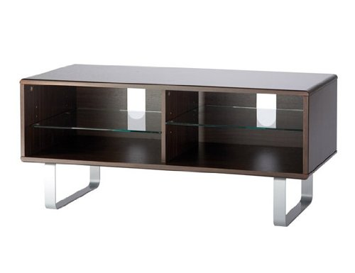 Alphason Walnut TV Stand For Up To 50 inch TVs