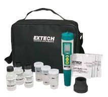 Extech EXSTIK II PH/CONDUCTIVITY TEMPERATURE METER KIT Product ID: EC510 - Extech Instruments - EX-EC510 - ISBN: B001CN3DYO - ISBN-13: