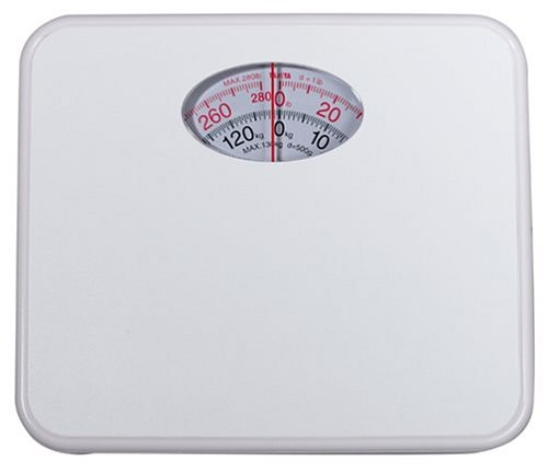 Cheap Tanita HA 521-W Analog Bathroom Scale, White (HA521W)