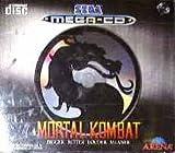 Mortal Kombat - MegaCD - PAL