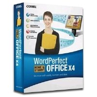 Corel WordPerfect Office X4 Home and Student Edition