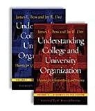 img - for Understanding College and University Organization: Theories for Effective Policy and Practice / Two Volume Set book / textbook / text book