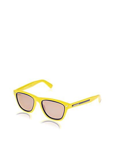 D Squared Sonnenbrille Dq0169 (51 mm) gelb