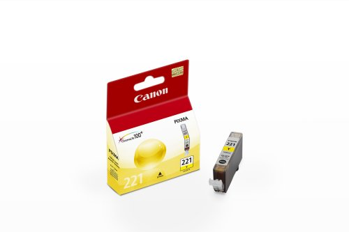 Canon 2949B001 CL-221 Ink Tank (Yellow)