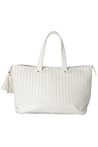 deux-lux-exclusive-vegan-weekender-tote-beach-bag-white-one