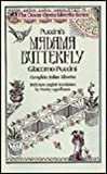 Puccini's Madama Butterfly (Dover Opera Libretto Series) (0486244652) by Puccini, Giacomo