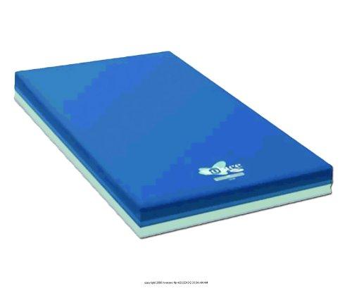 Memory Foam Mattress Single front-378374