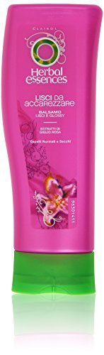 Herbal Essences Balsamo Lisci da Accarezzare, 200 ml
