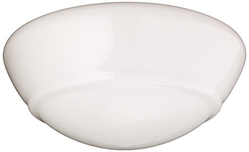 Hunter Fan Company Hunter Fan Company 22565 Contemporary Schoolhouse Globe (Ceiling Fan Globe 10 Inch Opening compare prices)