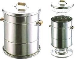 キャプテンスタッグ(CAPTAIN STAG) ブラン スモーカーセット(円筒型) M-6507