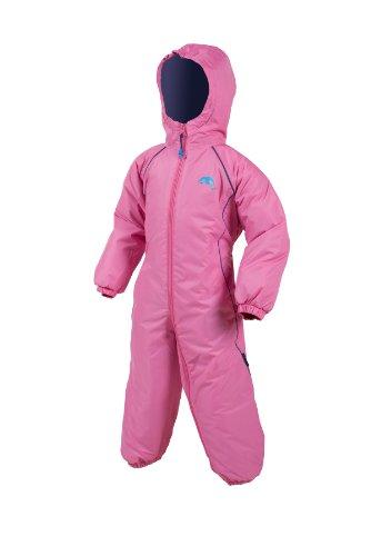 Target Dry Girls Waterproof Rainsuit, Candy Pink