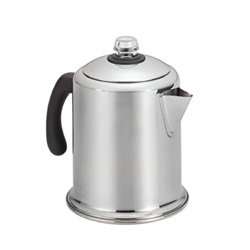 Ap Exit 9 Stainless Steel coffee filter machine, The size of 8-Cup