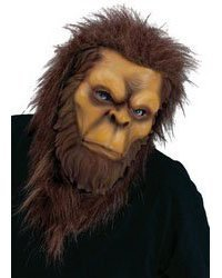Costumes for all Occasions FW8546BF Big Foot Mask Chimp
