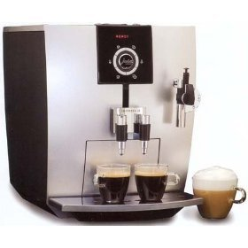 Jura 13332 Impressa J5 Automatic Coffee and Espresso Center, Matte Black from Capresso