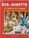 Bob et Bobette, tome 137 : Le trésor de Fiskary