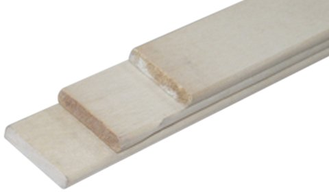 "Attwood Corporation 10700-5 48"" Hardwood Adjustable Cover Support Bows"
