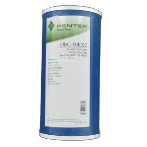 Pentek Dbc-10Ex2 Bacteriostatic Kdf & Gac Water Filter front-226823