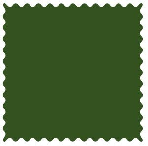 Flannel - Hunter Green Fabric - By The Yard