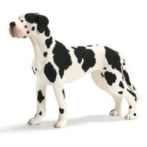 Schleich Great Dane Female Figure