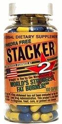 NVE Pharmaceuticals Stacker 2 Fat Burner - 100 capsules
