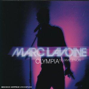 Marc Lavoine - Olympia Deuxmilletrois - Digipack Edition limitée (2 CD) - Zortam Music