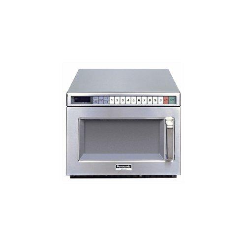 Panasonic 1200W Digital Commercial Microwave Oven, 120V, 0.6 ft³