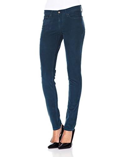 Levi's Pantalone  Medium Demi Curve Skinny [Petrolio]