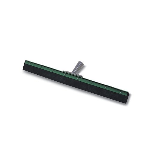 """Unger Fp45 18"""" Aquad Ozer Heavy Duty Straight Floor Squeegee With Neoprene Rubber front-565887"""