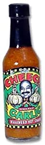 Cheech Garlic Hot Sauce 5 Fl Oz from AmericanSpice.com