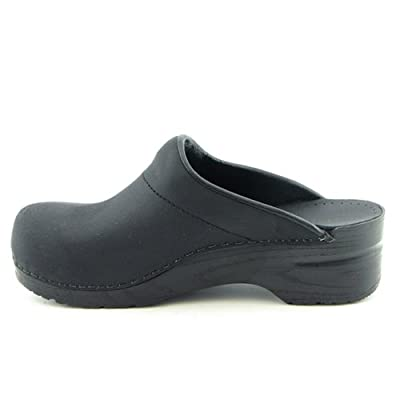 Sanita Men's Karl Oil Clog