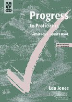 New Progress to Proficiency Self-Study Student's Book (Cambridge Books for Cambridge Exams)