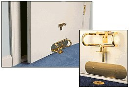 Door Stopper - Resists Over Two Tons Of Force - Protect Your Home With The Club front-1080782