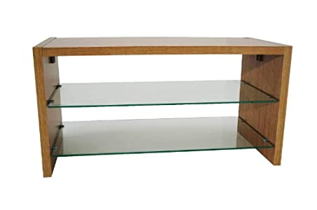 Cheap  Madison Oak Effect TV Stand
