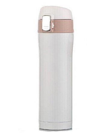Flikool Creativo Bottiglia Acqua Sport Vacuum Bottiglia in Acciaio Inossidabile Isolati Borracce dell'acciaio Inossidabile Tazza di Viaggio 450ml - Binaca