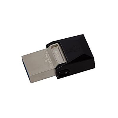 Kingston DT microDuo USB3.0 OTG 64GB Pen Drive