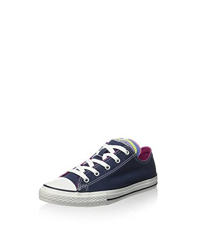 Converse Zapatillas All Star Ox Multi Tongue Azul Marino