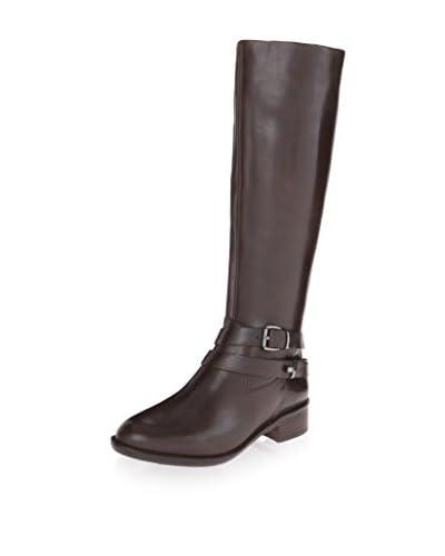 French Connection Women's Yulia Flat Boot  [Bitternut/Black]