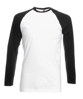 Buy Mens Baseball Long Sleeve T Shirt by Juliet's Kiss