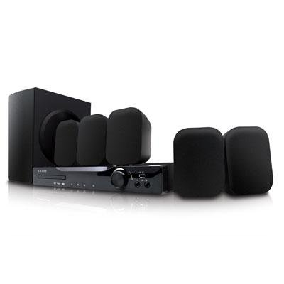 Coby DVD978 5.1 Channel DVD Home Theater System with HDMI Output - Black