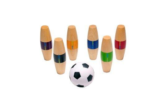 BuitenSpeel Wooden Pole Football by Buiten speel günstig online kaufen