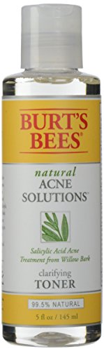 Acne Clarifying Toner Burt'S Bees 5 Oz Liquid